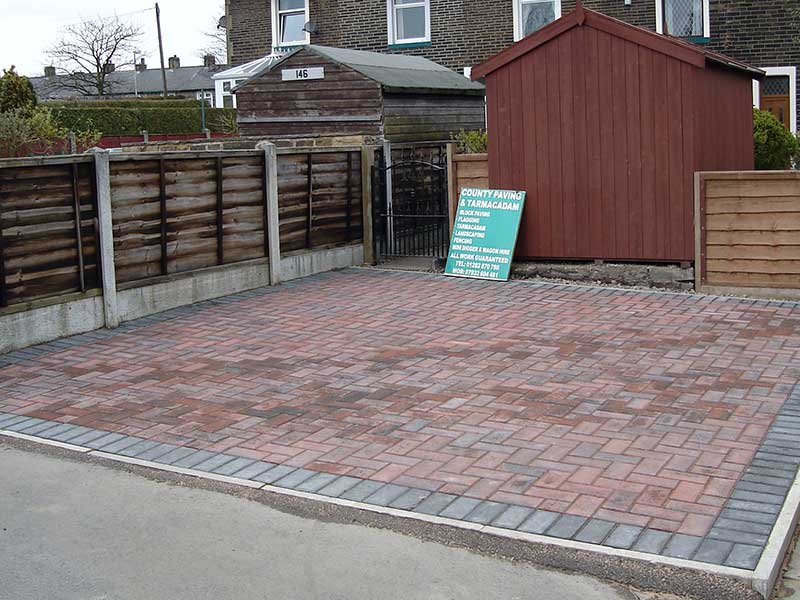Block Paving in Nelson