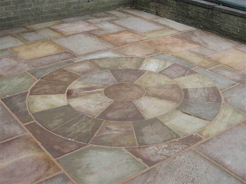 Patio in Skipton