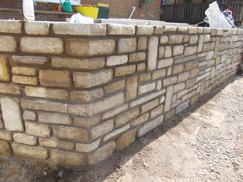 Walling & Building